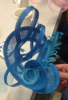 """I really enjoyed your fascinator party. It was good fun & they were easy to make. Mine got lots of compliments when I wore it to Ladies Day at Goodwood."" Mrs T (May 2016)"