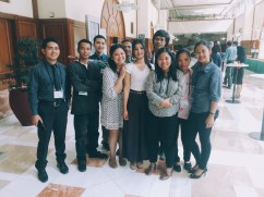 Asian Irrigation Forum (youth represent!) in January