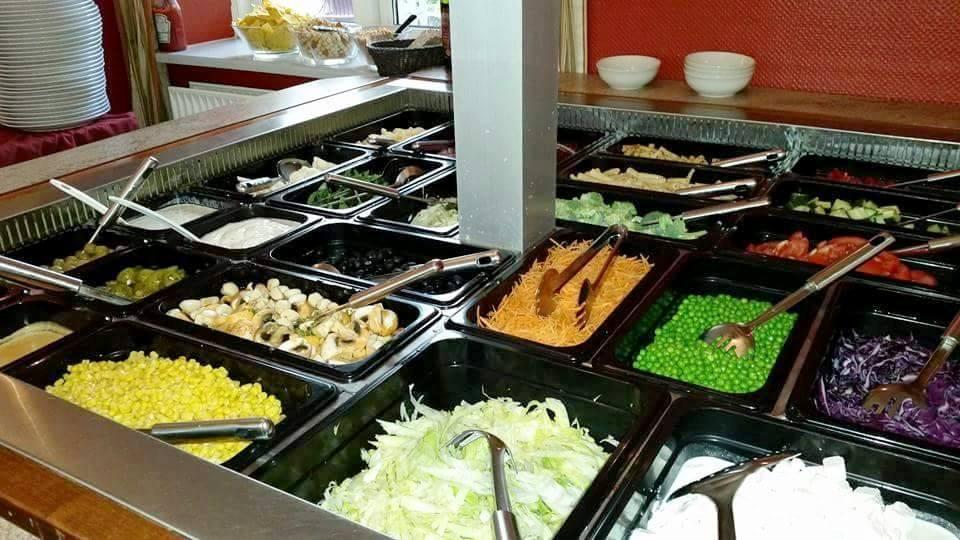 Frokost Tidbul – STOR LUKSUS BUFFET