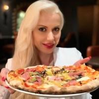 Weltklasse-Pizza on board auf der wunderbaren MSC Preziosa