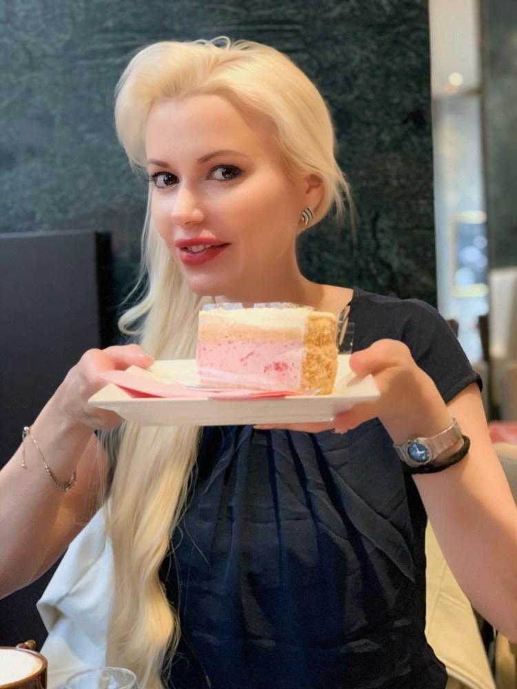 Isabella Müller Cafe Wien @isabella_muenchen