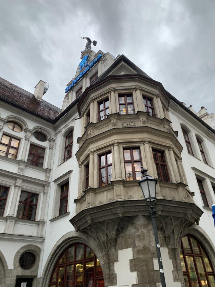 Platzl . Hofbräuhaus . Orlandohaus . IsabellaMueller . @Isabella_Muenchen . München .