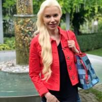 Positive Energie tanken in dem Wasser-Kristall-Energiegarten in Hirschstetten