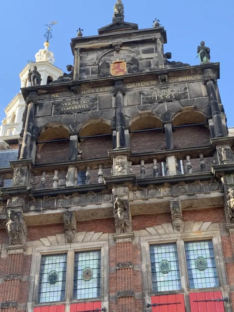 Oude Stadhuis . Altes Rathaus . Den Haag . Niederlande . IsabellaMueller . @Isabella_Muenchen .