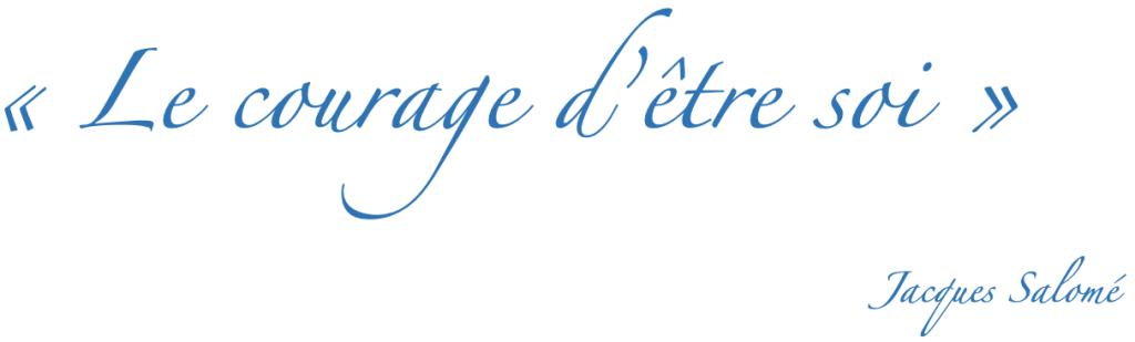 Isabelle Chareire, le courage d'être soi