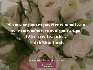 citation Thich Nhat Hanh compassion