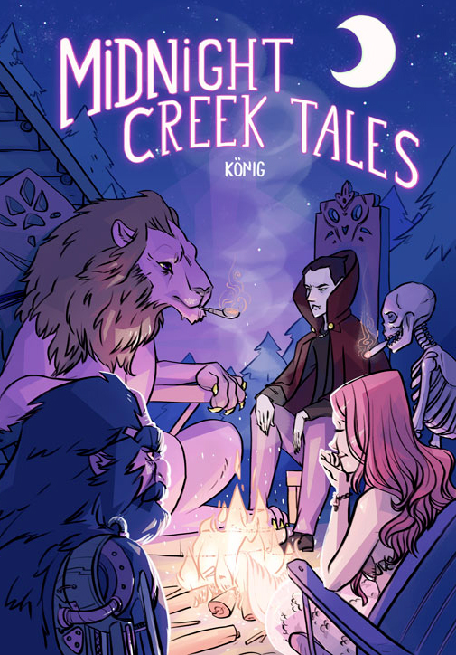 midnight creek tales isabelle arne book cover