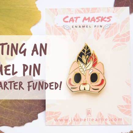 creating enamel pins
