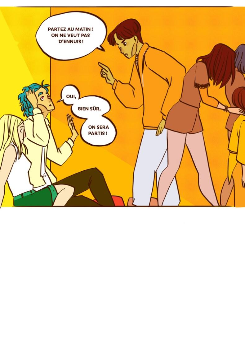 radiant isabelle arne webcomic