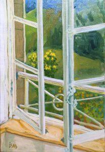 fenêtre ouverte