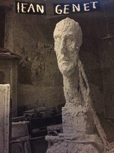 sculpture Alberto Giacometti