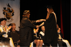 Dawn French, Falmouth University Chancellor