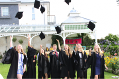 Creative Events Management Graduates 2015