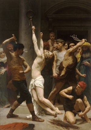 300px-William-Adolphe_Bouguereau_(1825-1905)_-_The_Flagellation_of_Our_Lord_Jesus_Christ_(1880).jpg