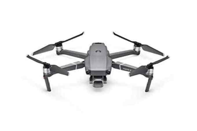 mavic pro 2 voyager avec un drone