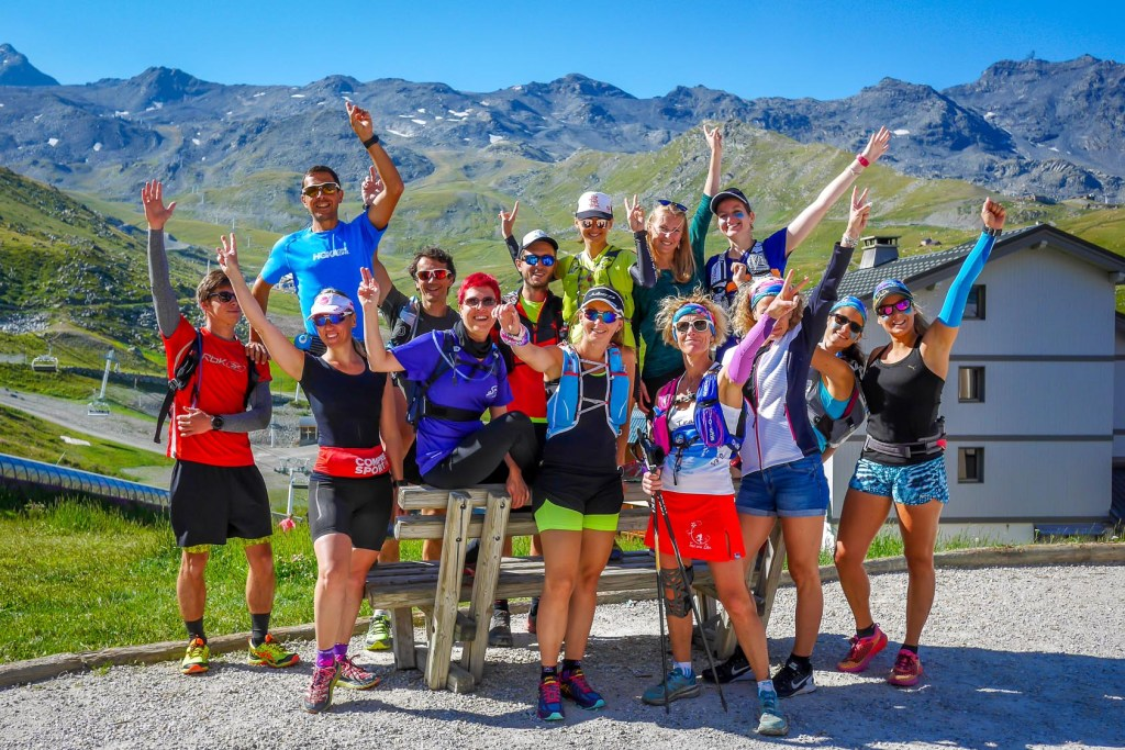 Val Thorens Trail summit games