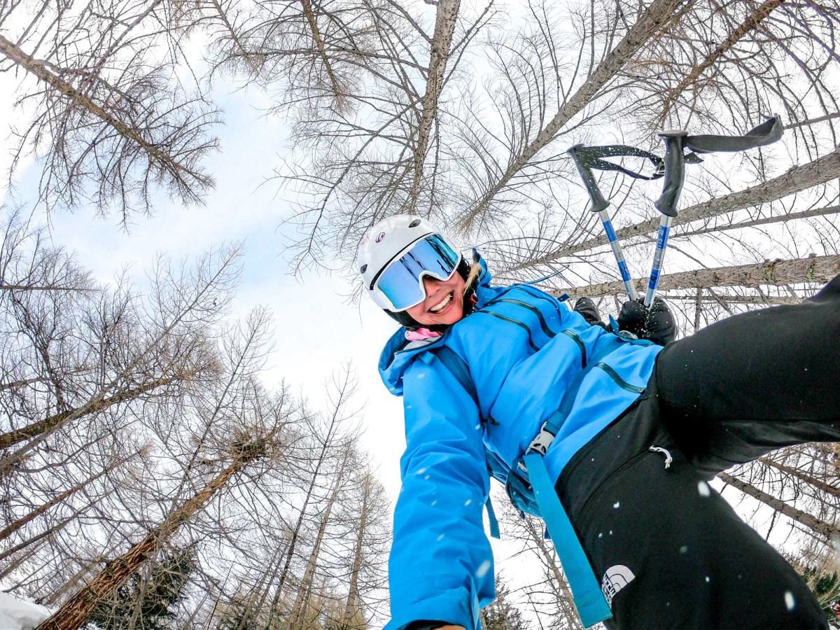 Découverte du Ski de randonnée