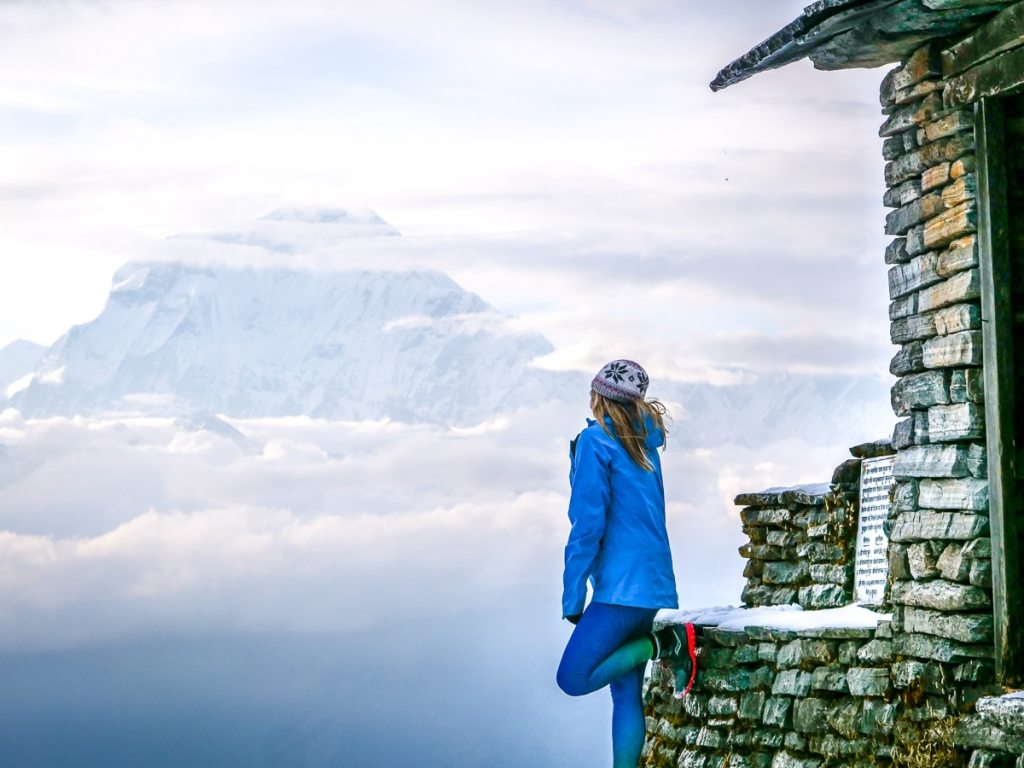 Nepal Annapurna Kopra ridge Trek