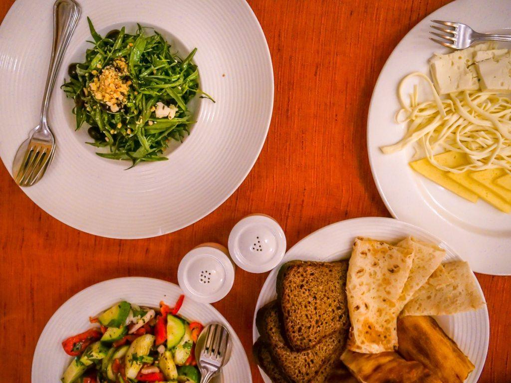 Arménie repas