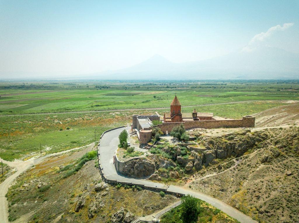 Arménie Ararat mont