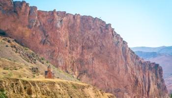 Arménie chapelle