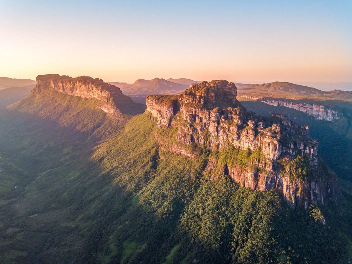La Chapada Diamantina : incroyable trek au Brésil