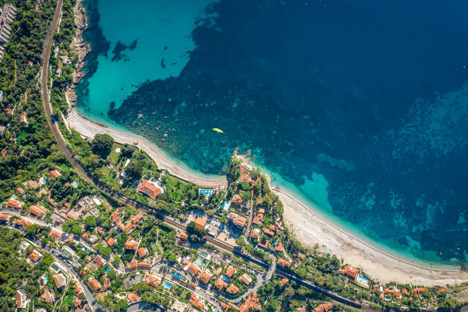 Côte d'Azur Parapente