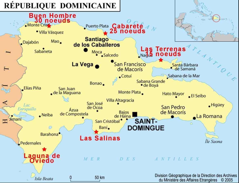 republique dominicaine kitesurf