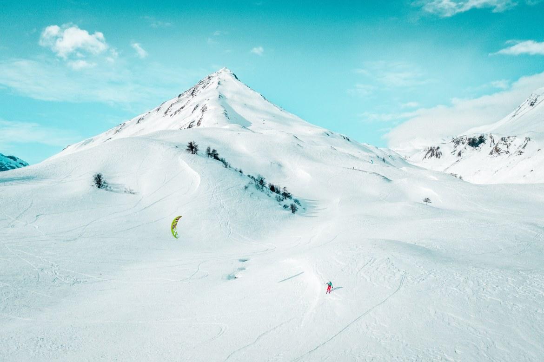 snowkite lautaret sportihome