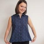La blouse Datura