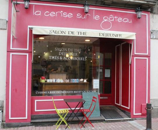 La cerise sur le gâteau, 48 rue d'Anjou, Ancenis