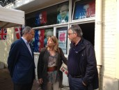 Avec Jean-René Lecerf et Patrick Delnatte