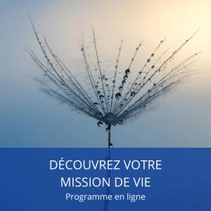 découvrir Mission de vie