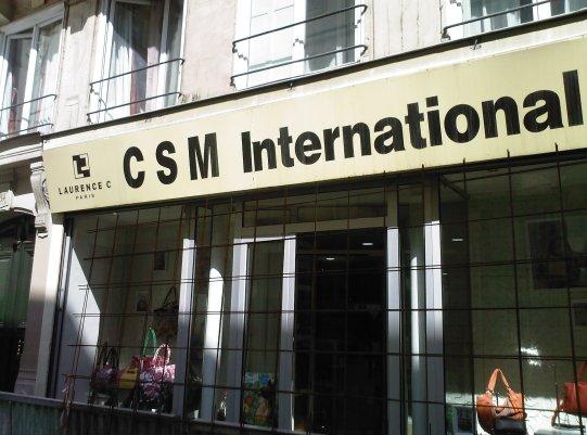 CSM is present in Paris, too!