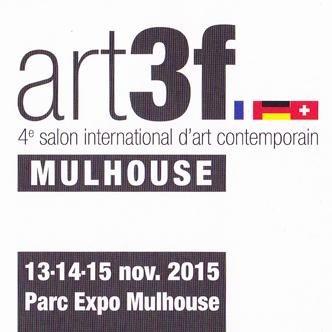 Art 3 F – Art Fair – Mulhouse