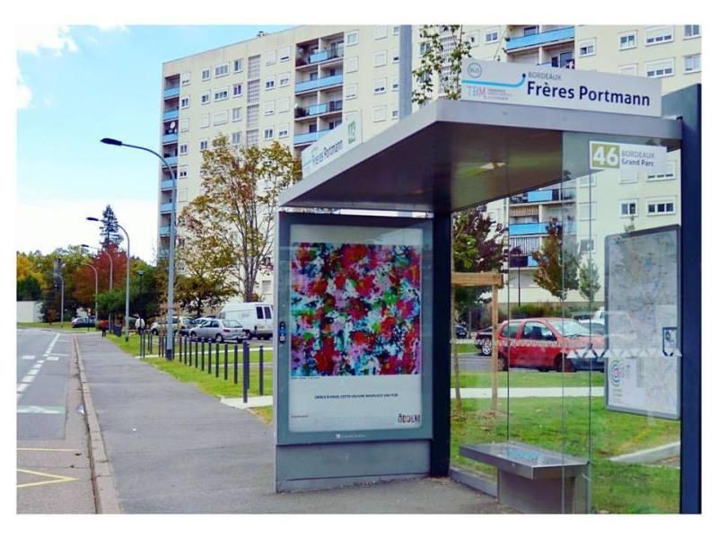 Exhibition Oboem post art – Bordeaux