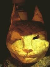 chat imprimé