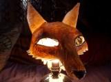 renard clin d'oeil