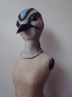 buste d'oiseau