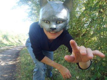 tête de chat , sur mesure