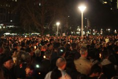 Ten thousand people gathered in Sydney's Hyde Park