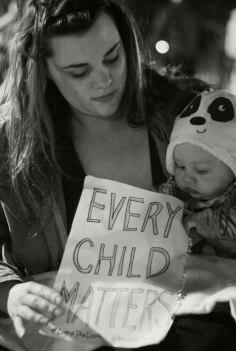 Natasha and Theo. Every child matters
