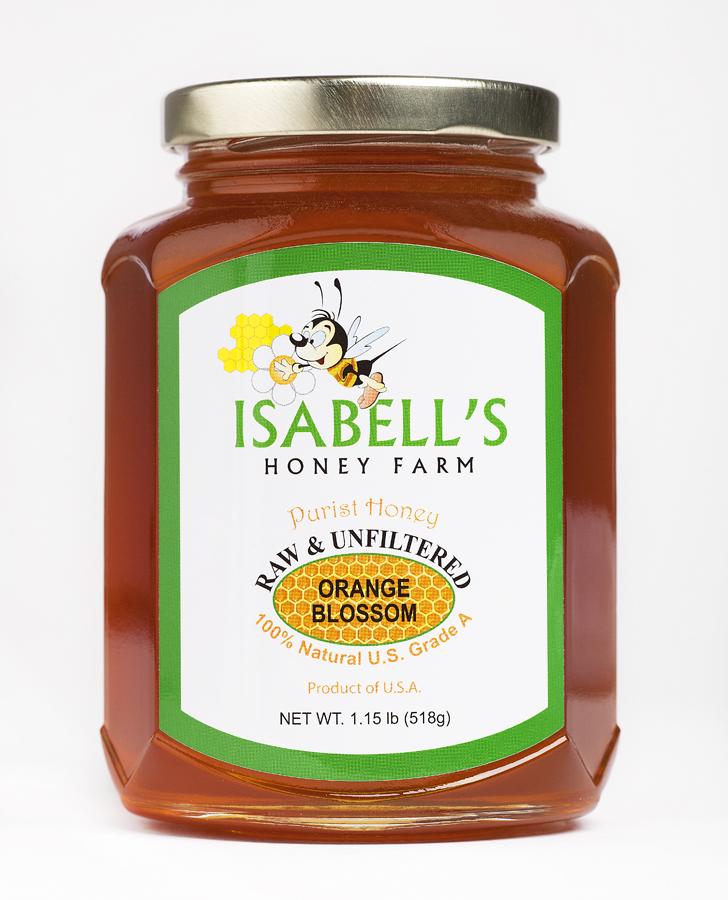 ORANGE BLOSSOM - Isabell's Honey Farm