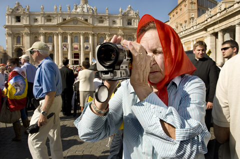 Heiligverklaring Pater Damiaan