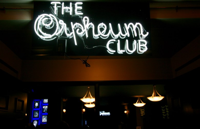 LA Orpheum Theatre