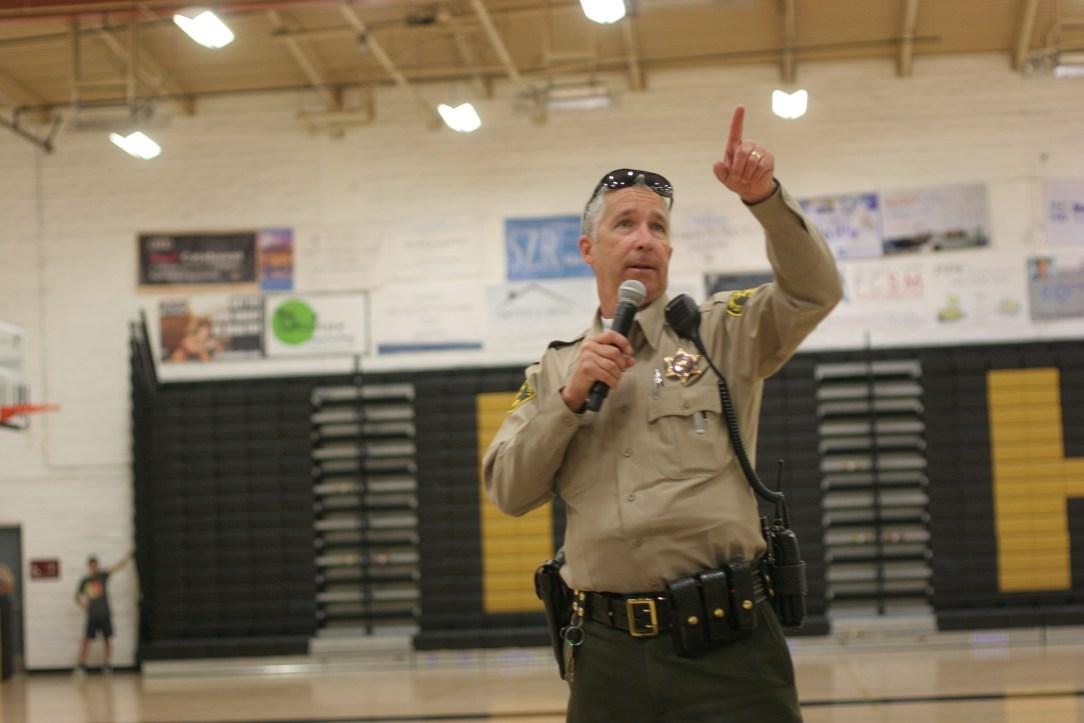 Deputy Dave Diestel