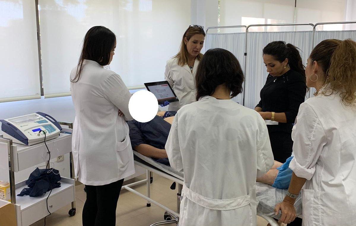 Comenzamos un nuevo Curso colaborando con los Masters de Medicina Estética