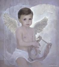 La mirada de un ángel