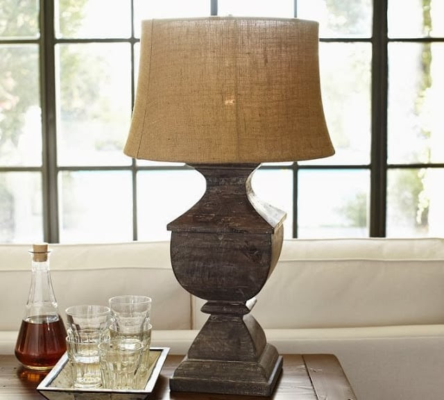 pottery barn lamp - Best Way To Spend Your Christmas Money
