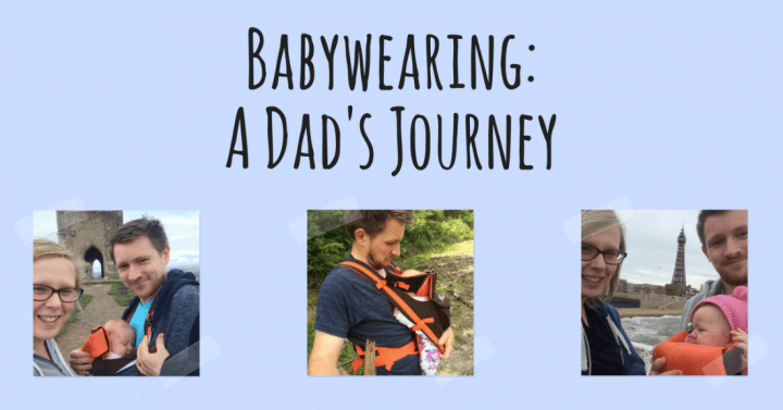 Babywearing: A Dad's Journey